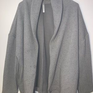 Vanessa Quilted Fabletics Cardigan